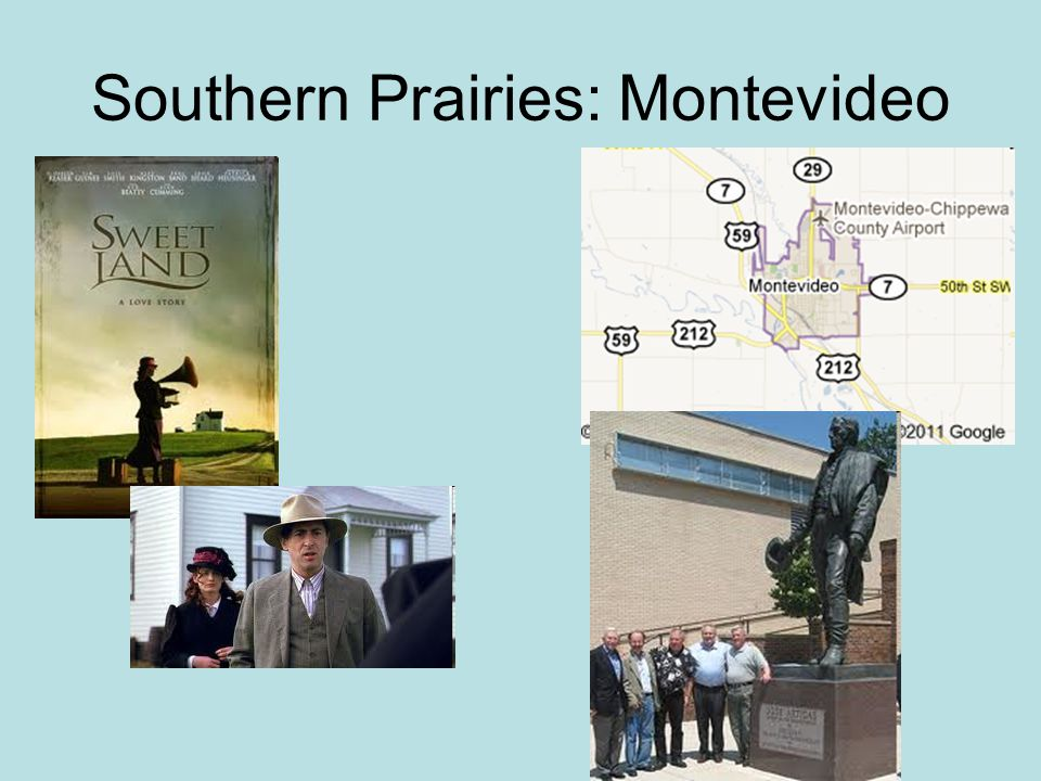 Southern Prairies: Montevideo