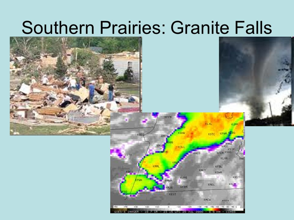 Southern Prairies: Granite Falls