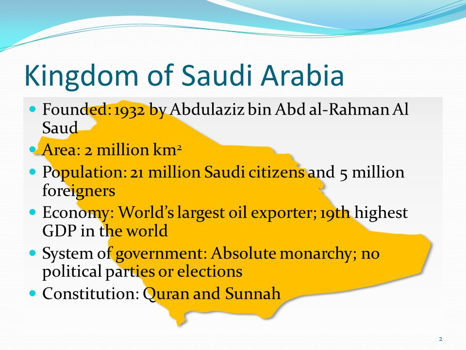 Higher education and libraries 25 public universities, 7 private universities Education is free at all levels Large number of scholarships for students Segregated for men and women American system of education (BS 4-year, MS, PhD) Semester system (Fall and Spring with summer vacations) Large number of foreign faculty Centralized library system (central and branch libraries) Deanship of library affairs Saudi dean, vice dean and director 3