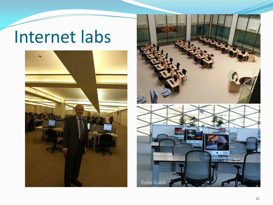 Internet labs 21