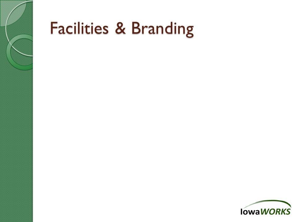 Facilities & Branding