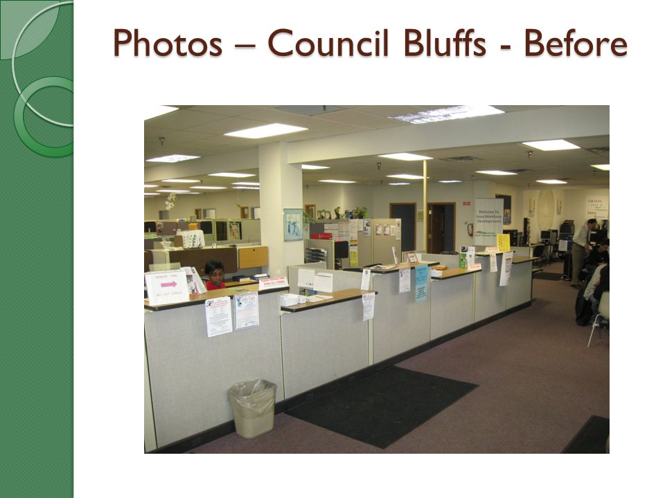 Photos – Council Bluffs - Before