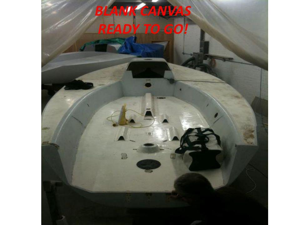 BLANK CANVAS READY TO GO!