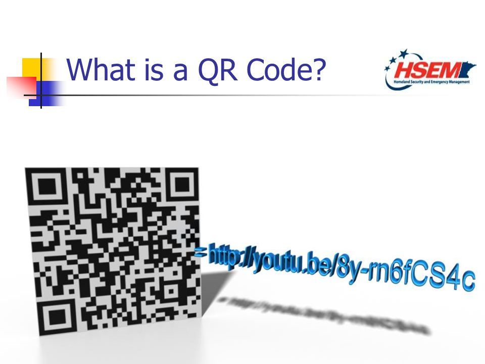 5 What is a QR Code?