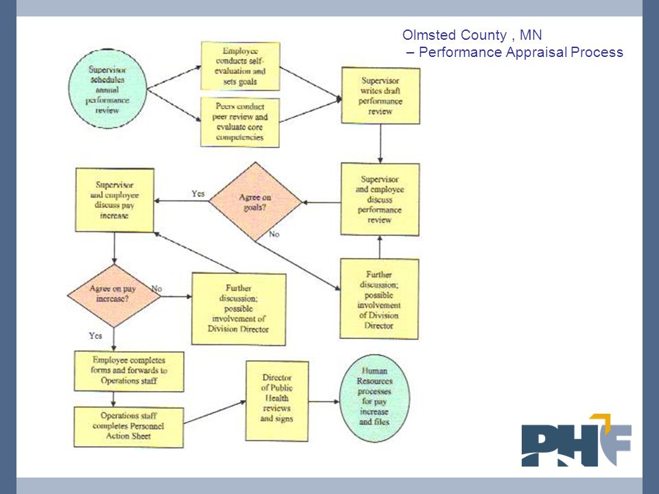 Olmsted County, MN – Performance Appraisal Process
