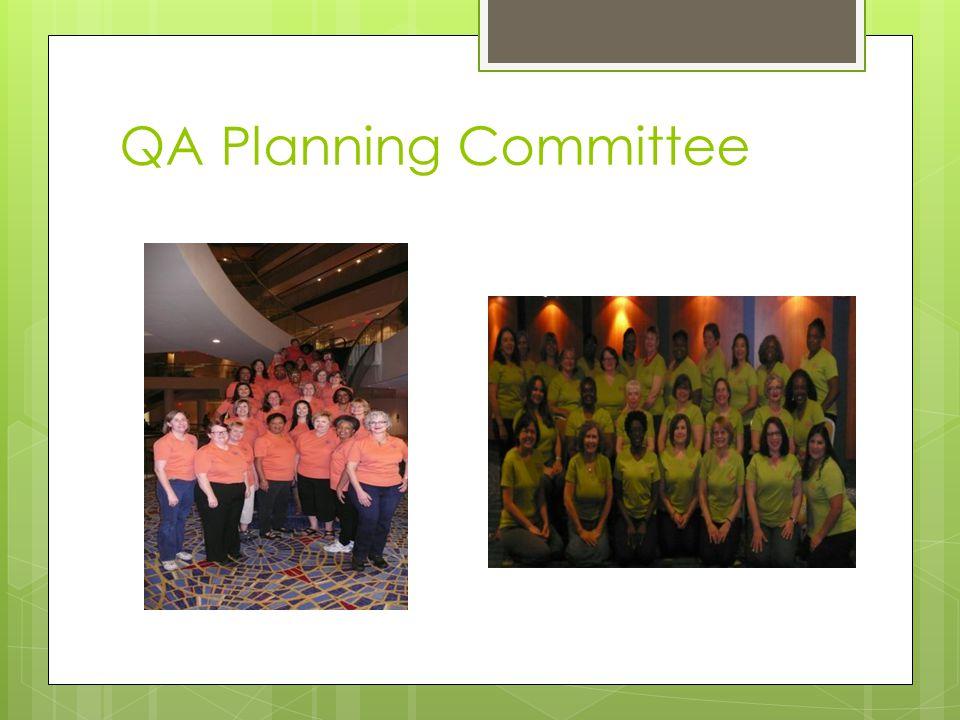 QA Planning Committee