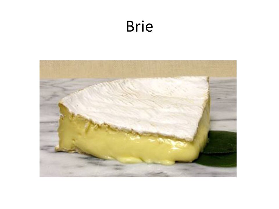 What makes it a soft ripened cheese.