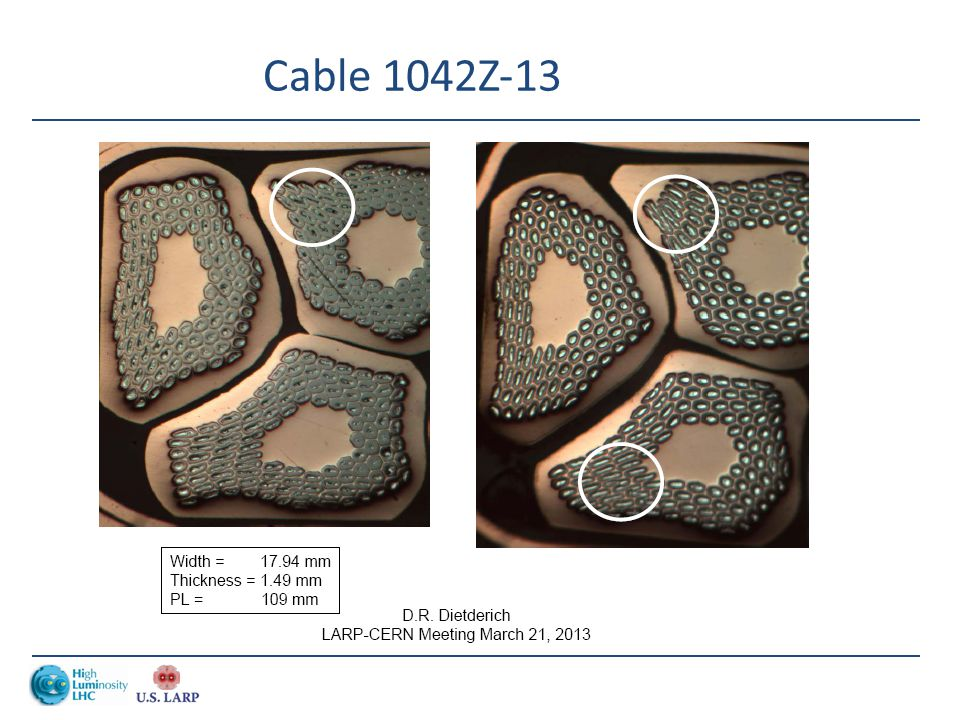 Cable 1042Z‐13