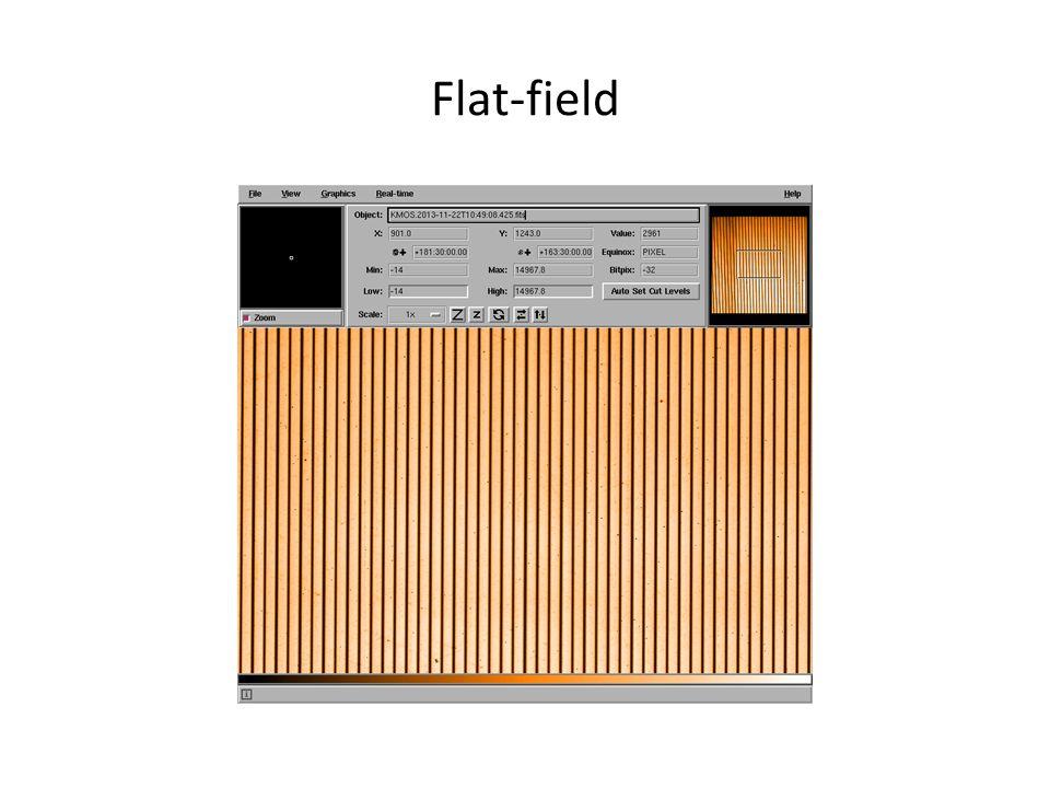 Flat-field