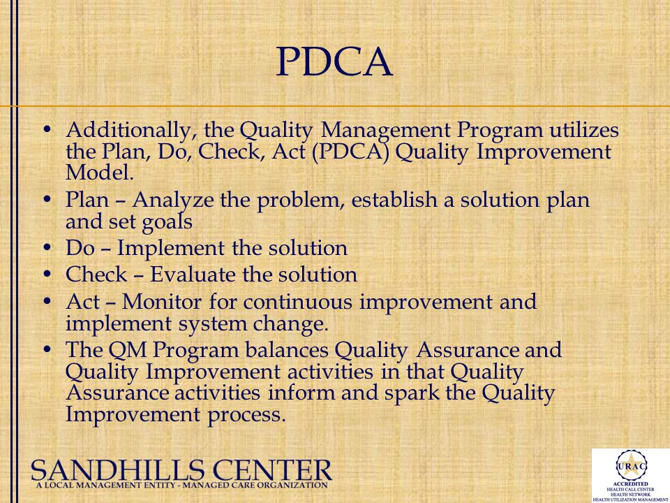 Global CQI Committee Sandhills Center has a Global Continuous Quality Improvement Committee which is a sub-committee of the Quality Management Committee Is chaired and co-chaired by providers Its membership will include representation from all provider groups