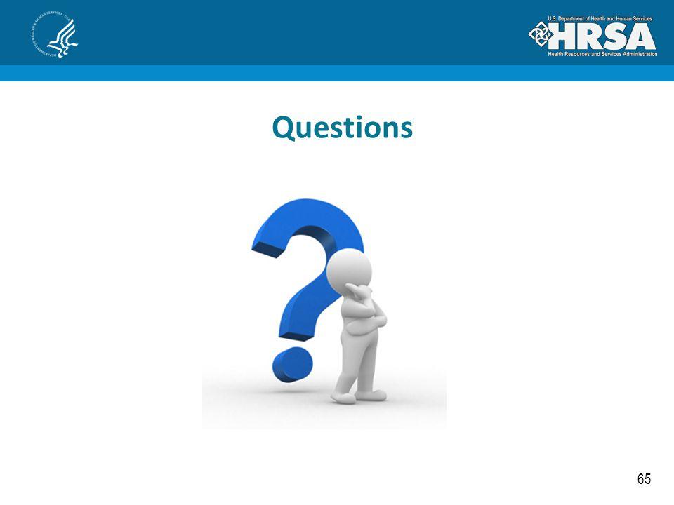 65 Questions