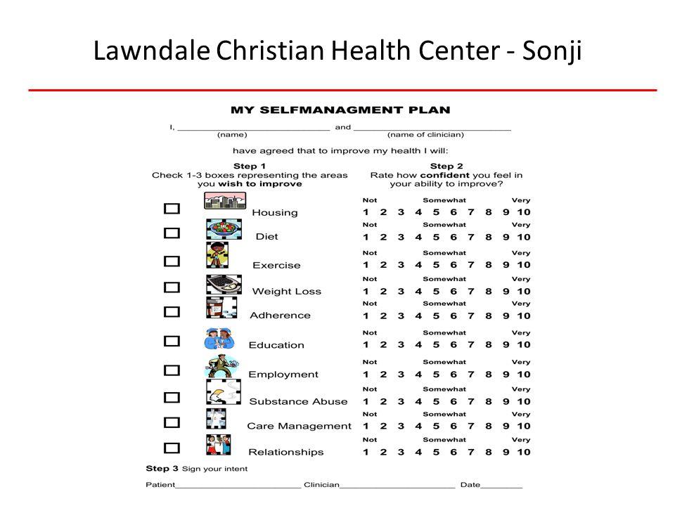 33 HIVQUAL-US Lawndale Christian Health Center - Sonji