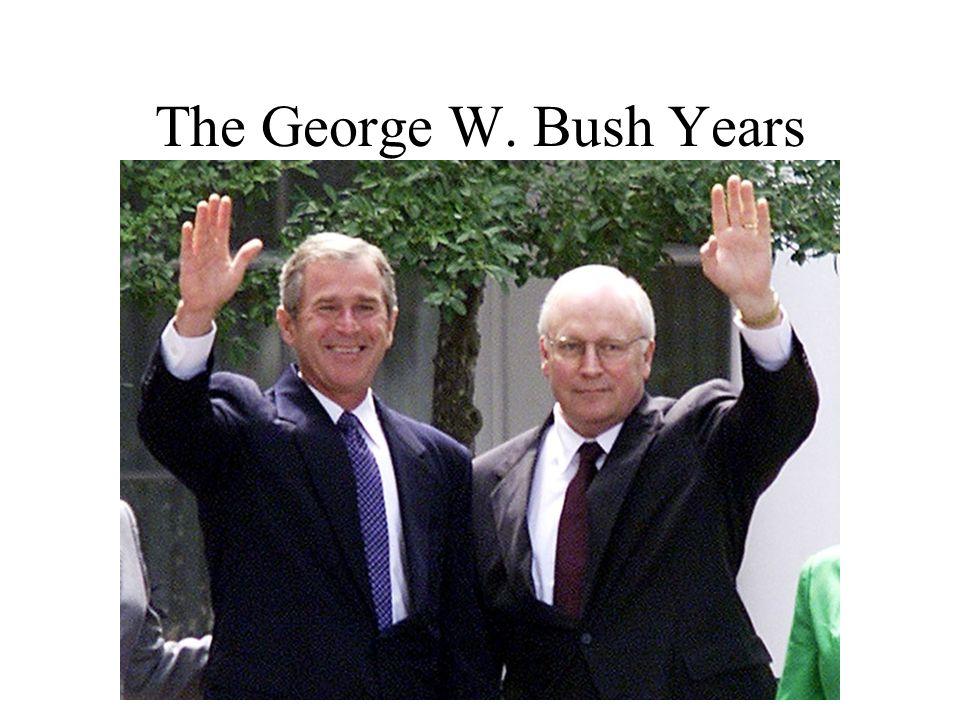 VII.2004 election A.Bush narrowly beat out Senator John Kerry to win a second term.