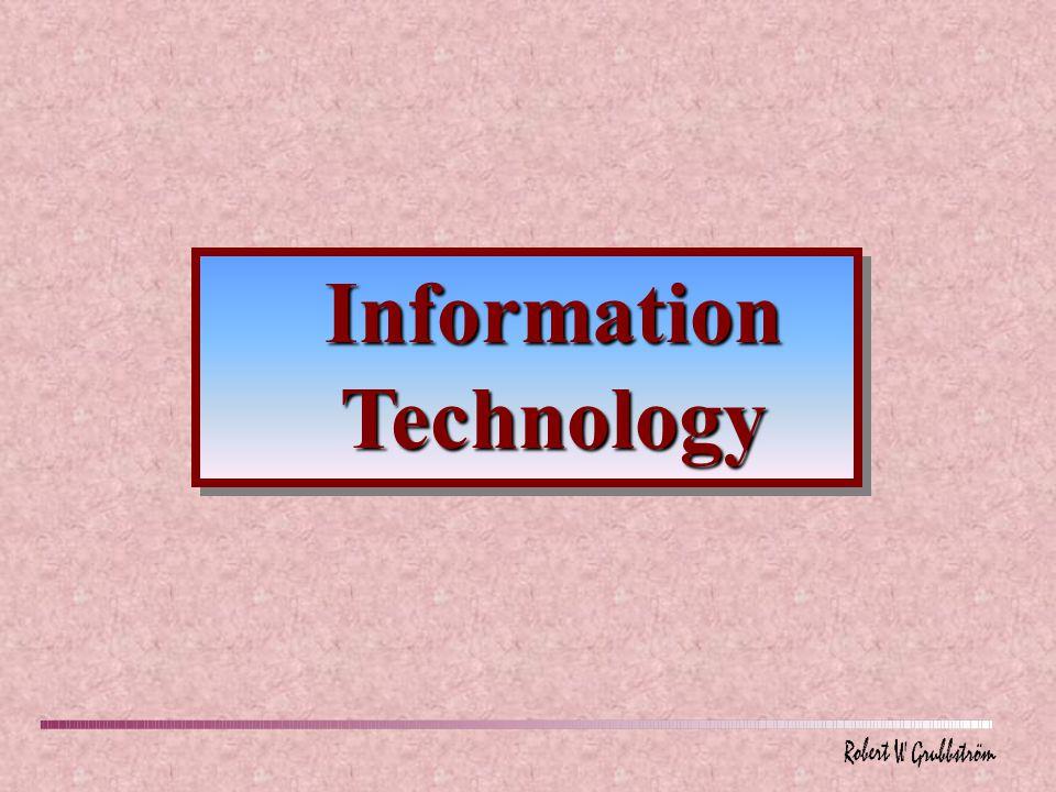 InformationTechnologyInformationTechnology