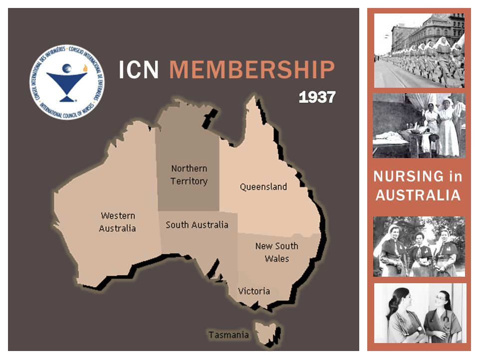  From 1913 through to 1920s Nursing Registration Acts were being passed to standardize nursing qualifications.