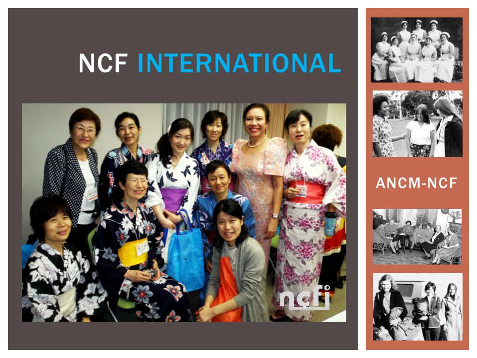 NCF INTERNATIONAL ANCM-NCF