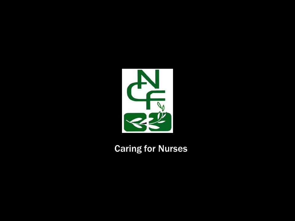 Caring for Nurses