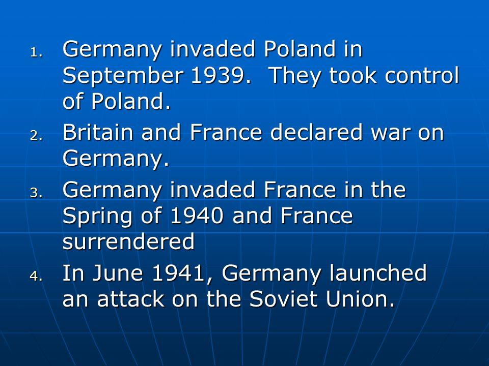 3.Congress declared war on Japan in response.