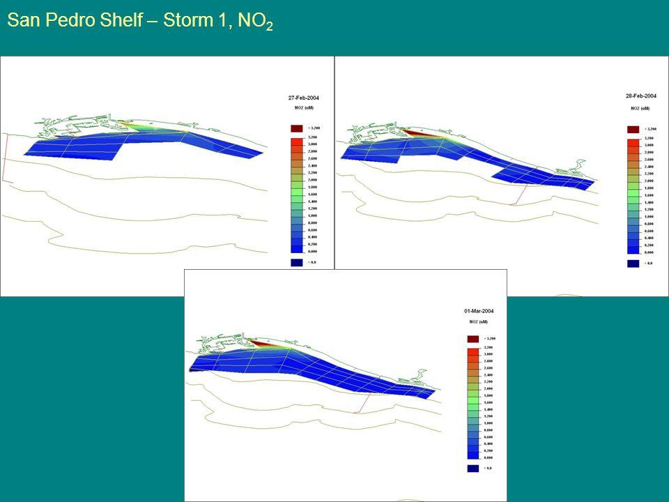 San Pedro Shelf – Storm 1, NO 2