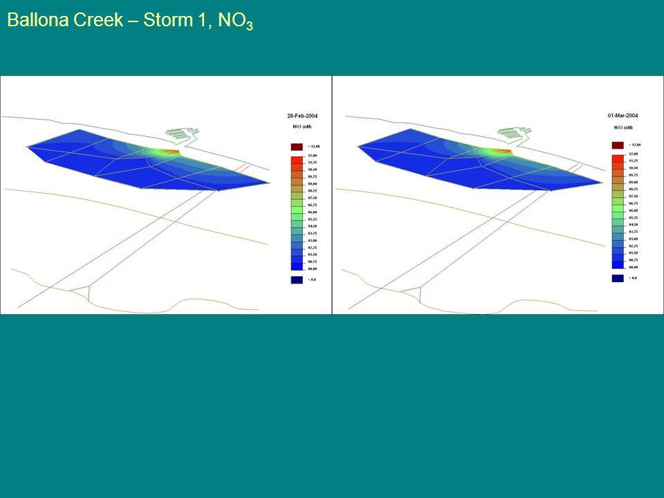 Ballona Creek – Storm 1, NO 3