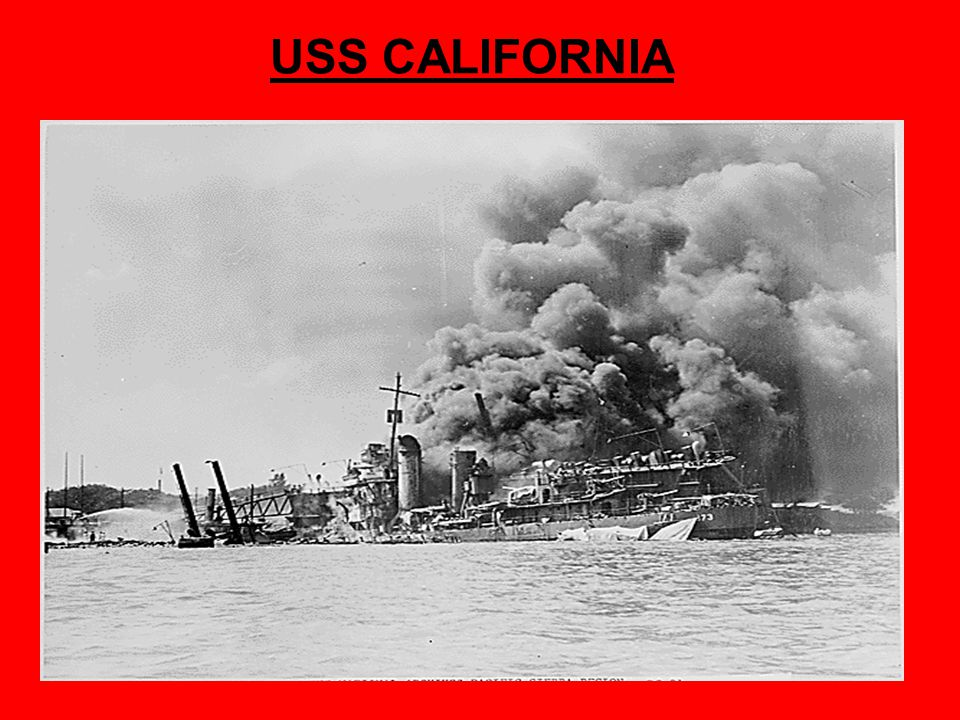 USS CALIFORNIA