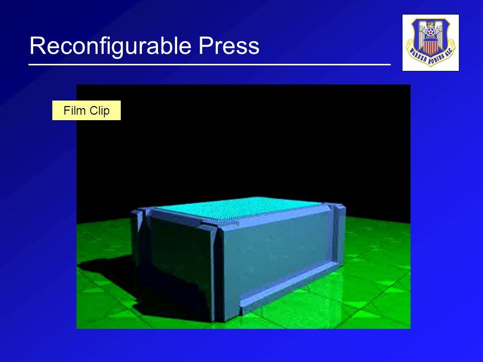 Stretch Forming Process Film Clip