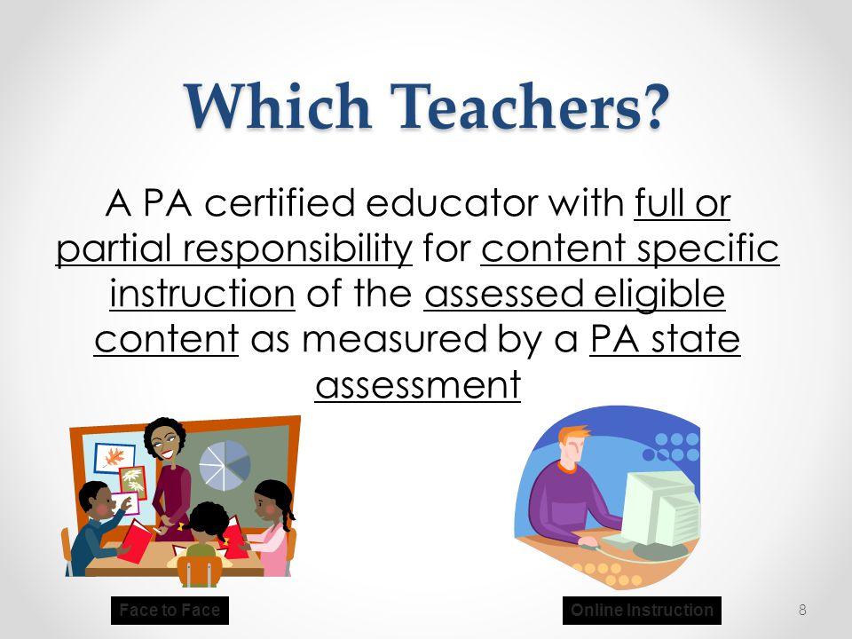 Which Teachers.