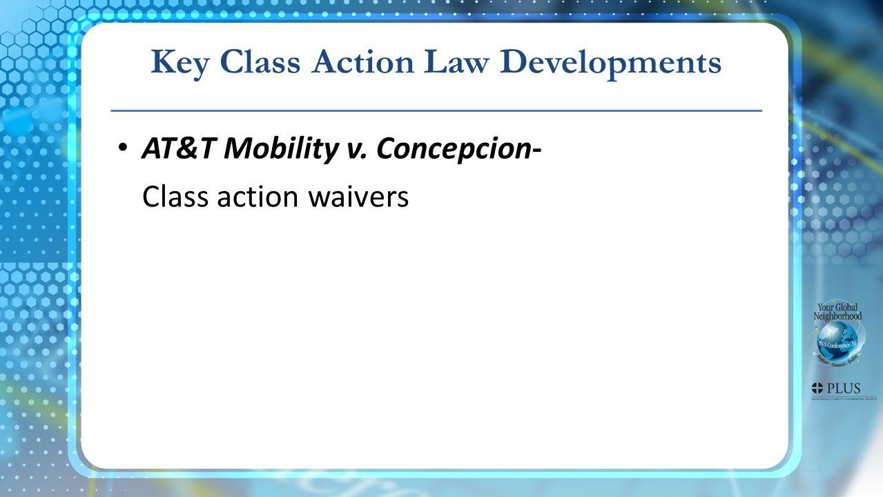 Matrixx Initiatives v. Siracusano- Materiality Key Securities Class Action Developments