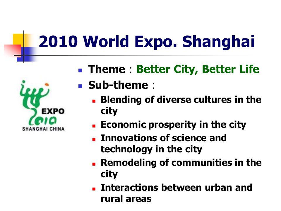 2010 World Expo.