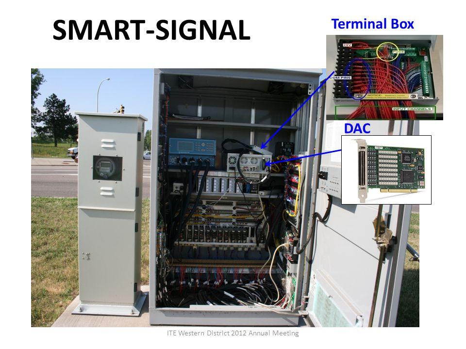 SMART-SIGNAL Terminal Box DAC ITE Western District 2012 Annual Meeting