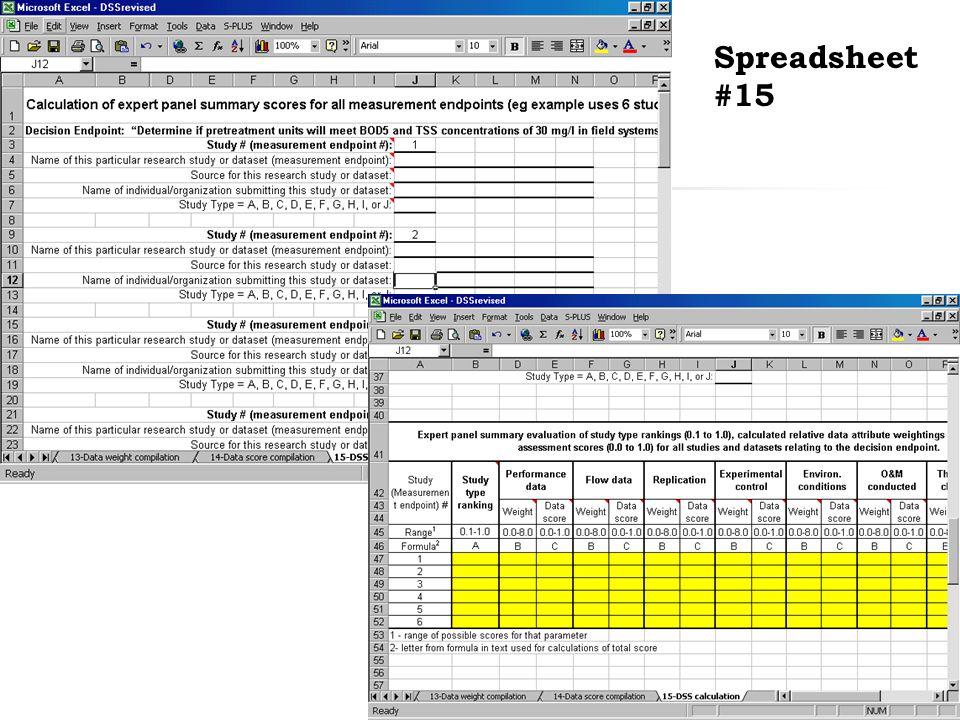 53 Spreadsheet #15
