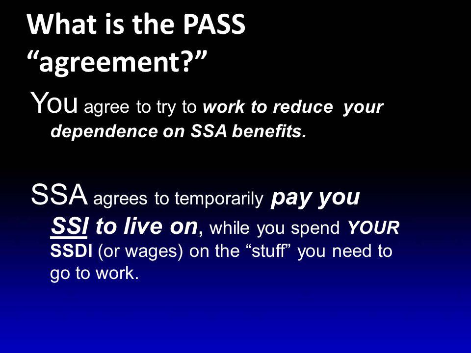 Occupational Goals: where a PASS begins.