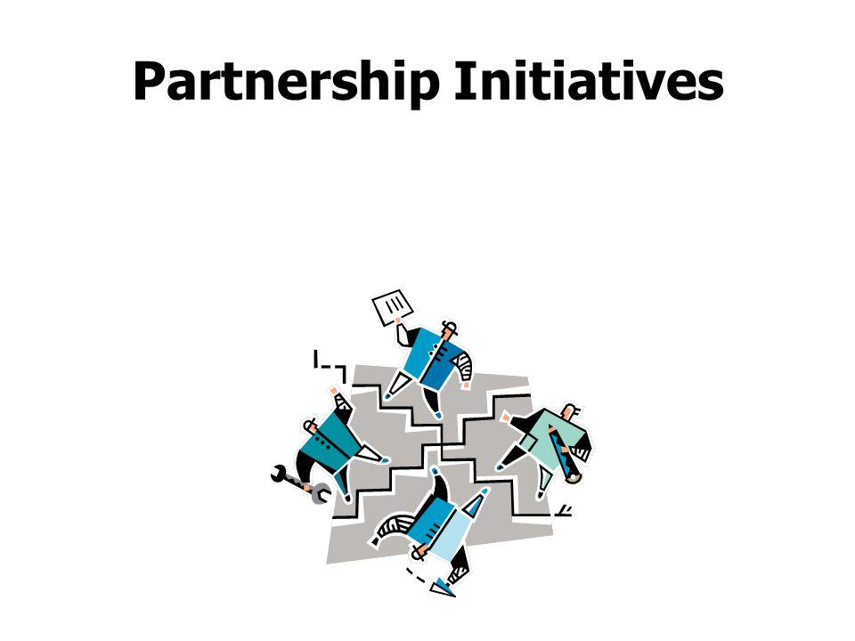 Partnership Initiatives