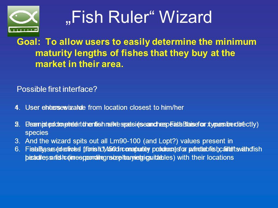"""Fish Ruler Wizard cont."