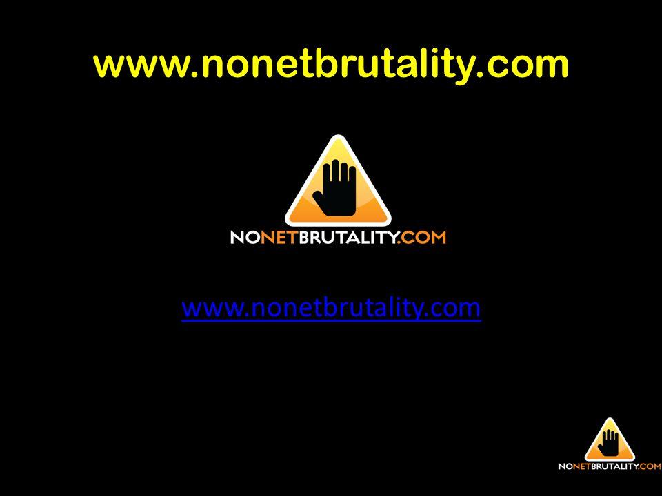 www.nonetbrutality.com www.nonetbrutality.com