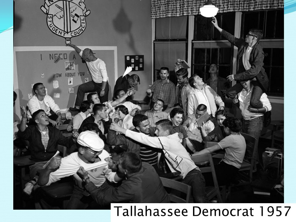 Tallahassee Democrat 1957
