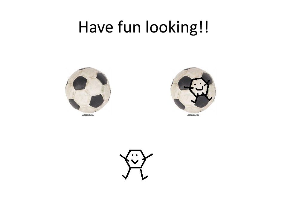 Have fun looking!!