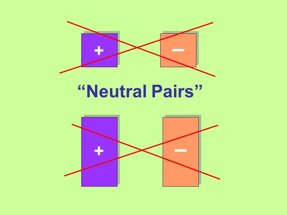 "+ + ""Neutral Pairs"""