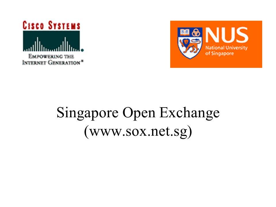 Singapore Open Exchange (www.sox.net.sg)