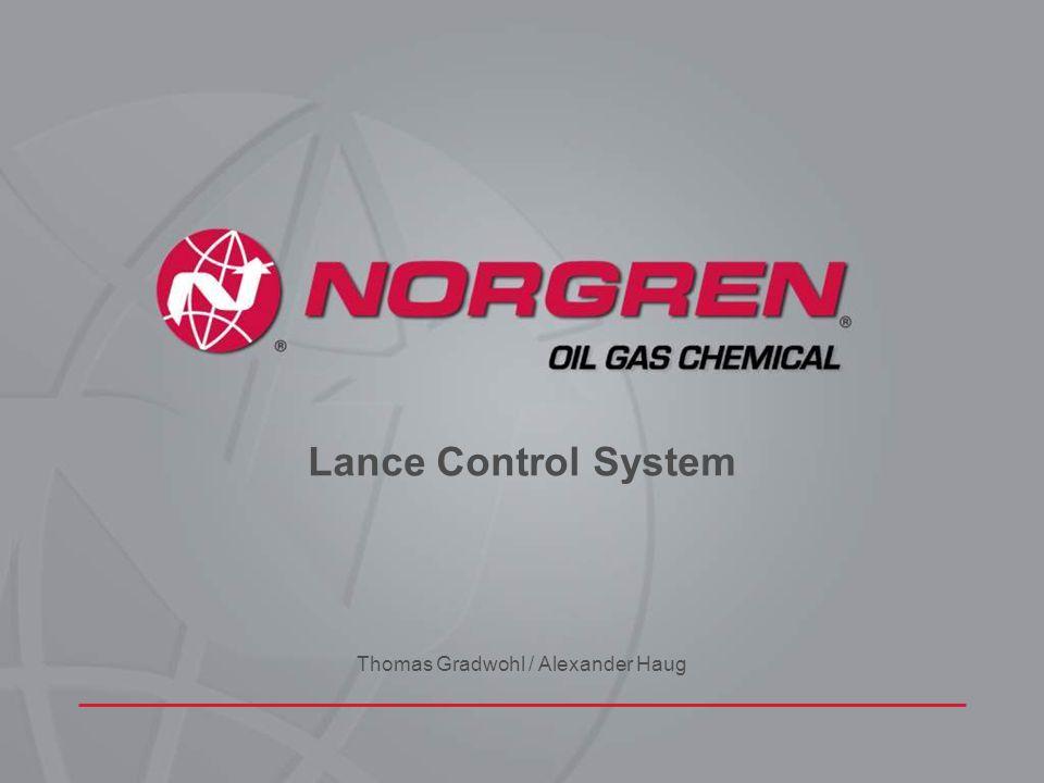 Lance Control System Thomas Gradwohl / Alexander Haug