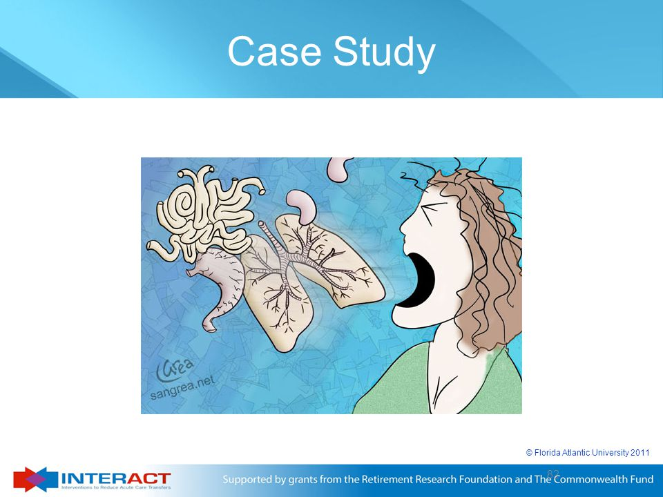 82 © Florida Atlantic University 2011 82 Case Study