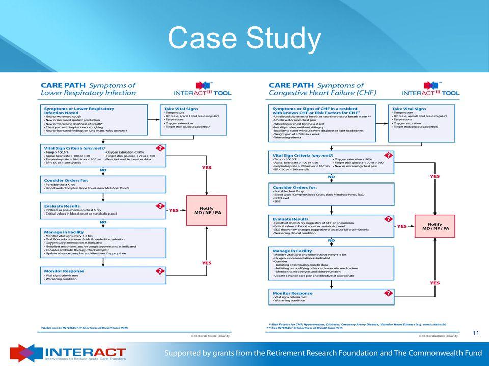 © Florida Atlantic University 2011 Case Study