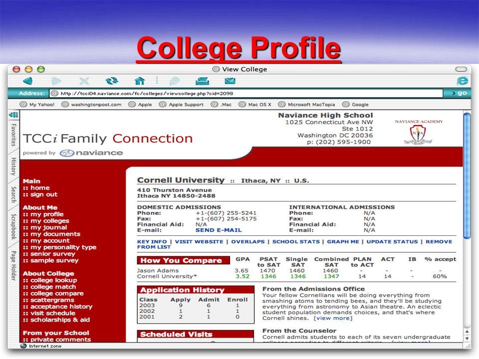 24 College Profile