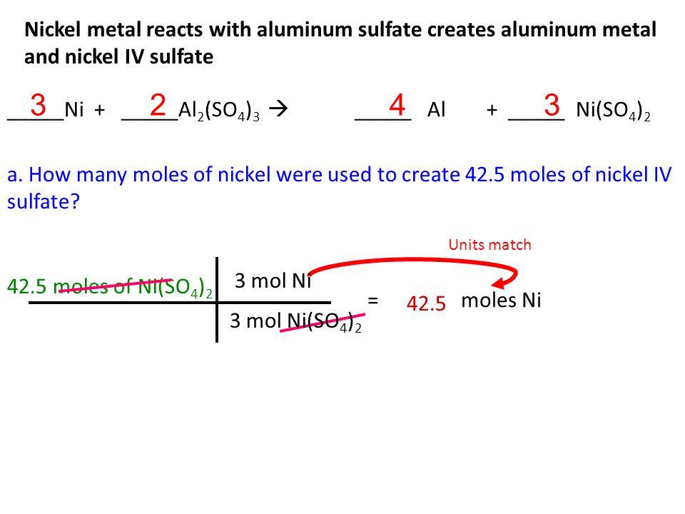 Cobalt metal reacts with lead II phosphate to create lead metal to cobalt II phosphate d.