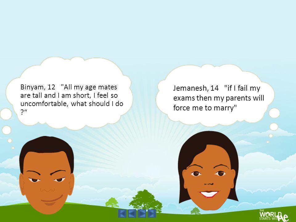 Jemanesh, 14
