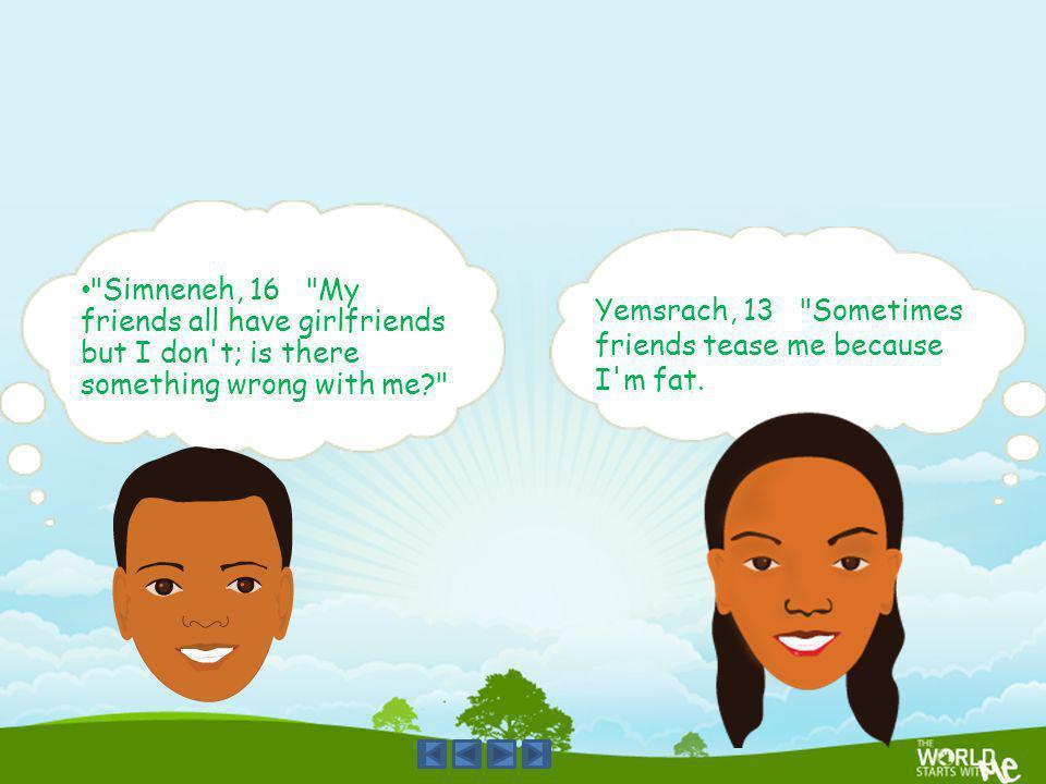 Yemsrach, 13
