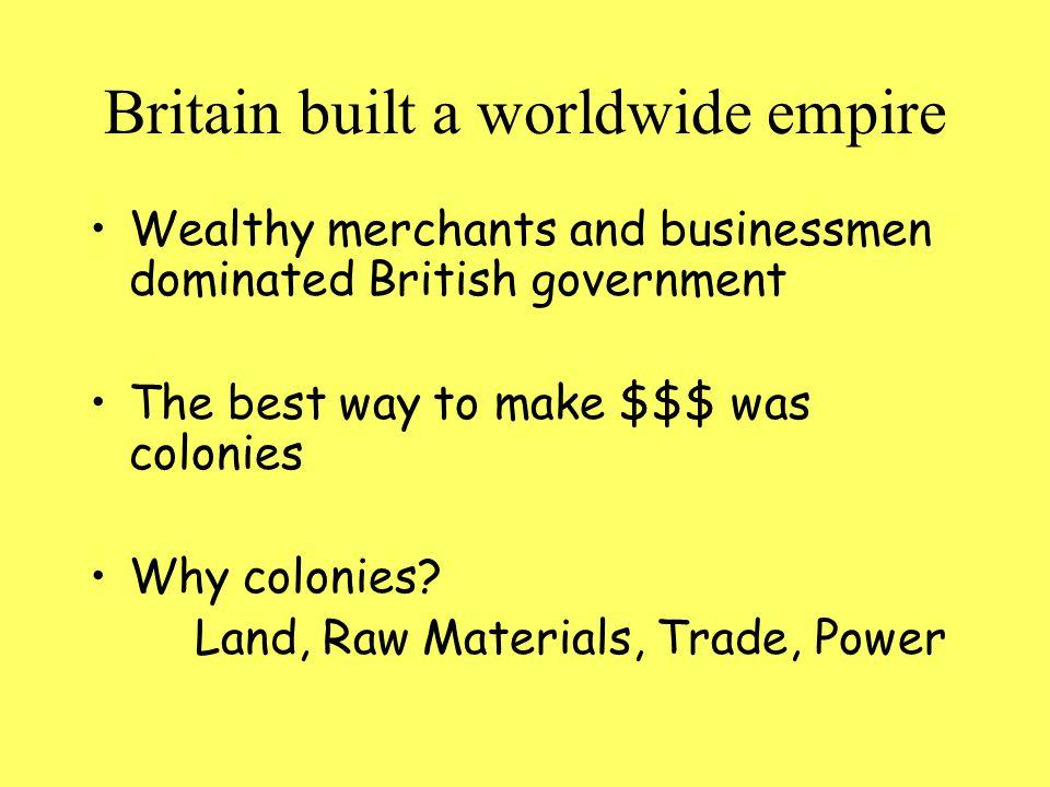 British world empire