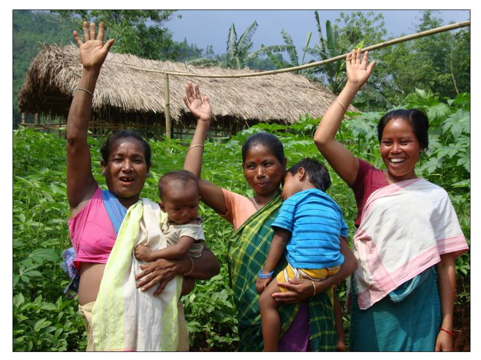 Training in widow, children and women's rights;