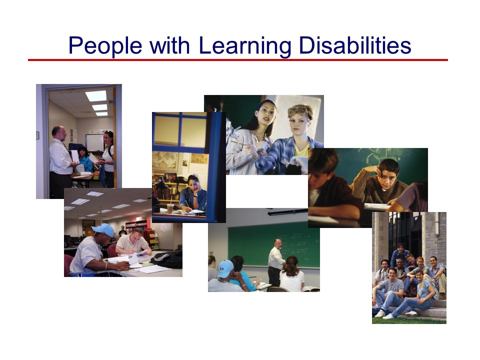 Conclusion Each student with learning disabilities is unique; therefore, it is important to continue learning about the processing deficits and how they affect learning in specific disciplines.