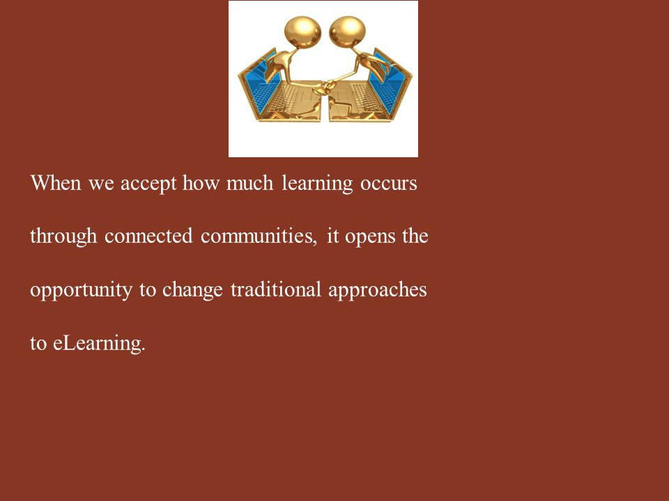 In order to assist learners the educator plays a crucial role in e-learning.